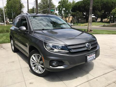 2012 Volkswagen Tiguan for sale in San Jose, CA