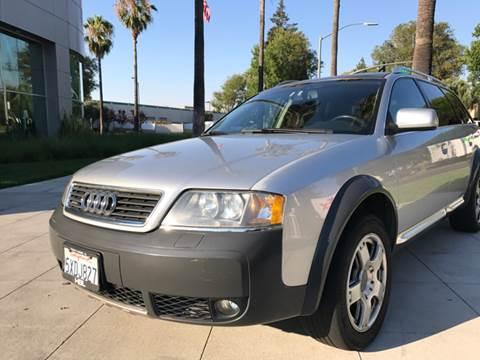 2004 Audi Allroad Quattro for sale in San Jose, CA