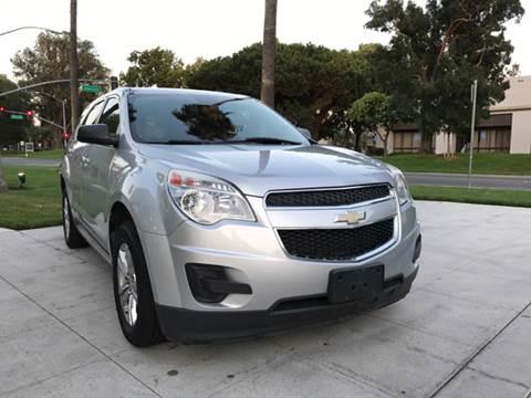2012 Chevrolet Equinox for sale in San Jose, CA