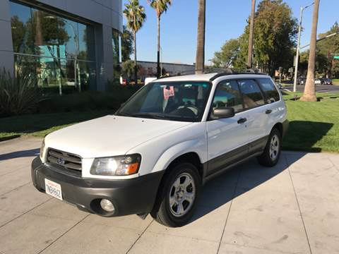 2004 Subaru Forester for sale in San Jose, CA