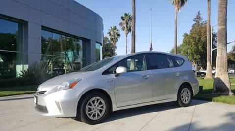 2013 Toyota Prius v for sale in San Jose, CA