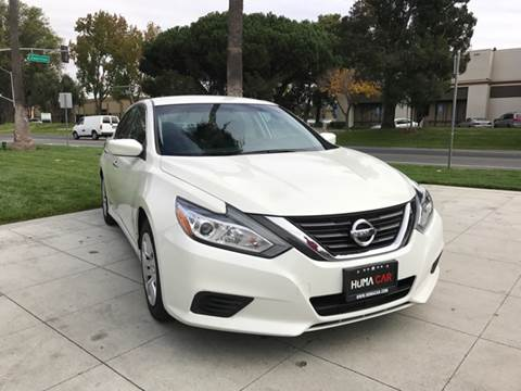 2016 Nissan Altima for sale in San Jose, CA