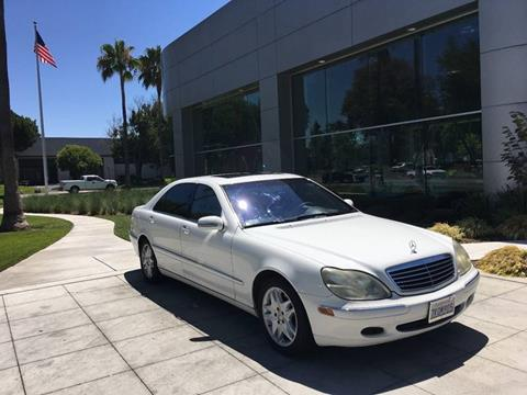 Used mercedes benz s class for sale in san jose ca for Mercedes benz san jose ca