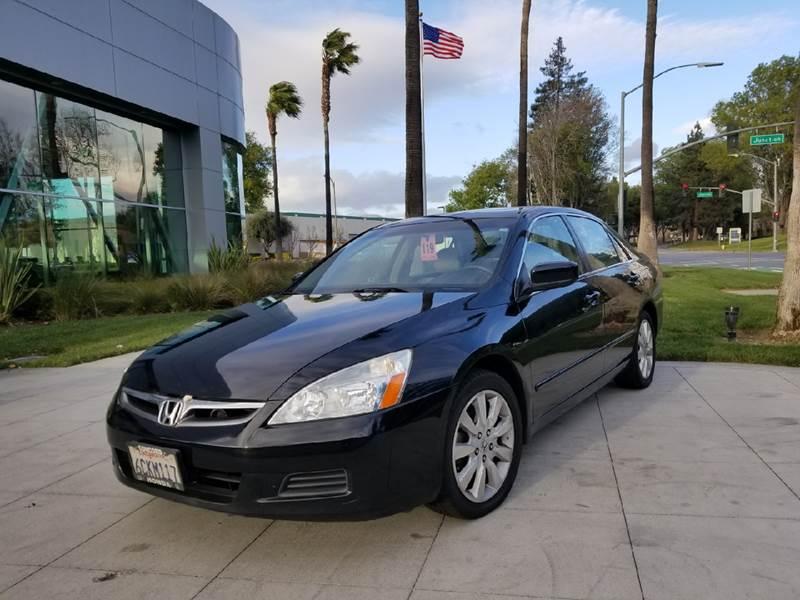 2007 Honda Accord EX-L V-6 4dr Sedan (3L V6 5A) In San Jose CA - MCG ...