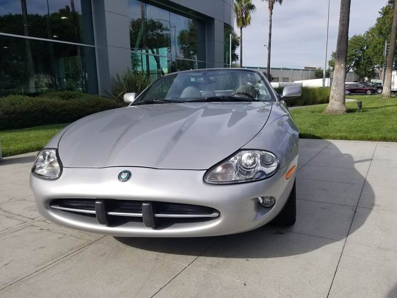 2000 Jaguar XK Series XK8 2dr Convertible   San Jose CA