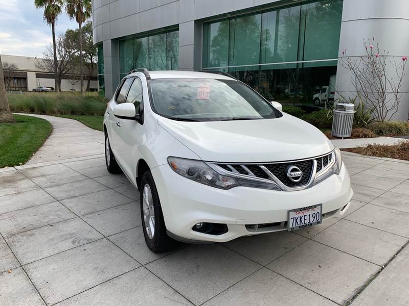 2013 Nissan Murano AWD SV 4dr SUV In San Jose CA - MCG Investment Inc