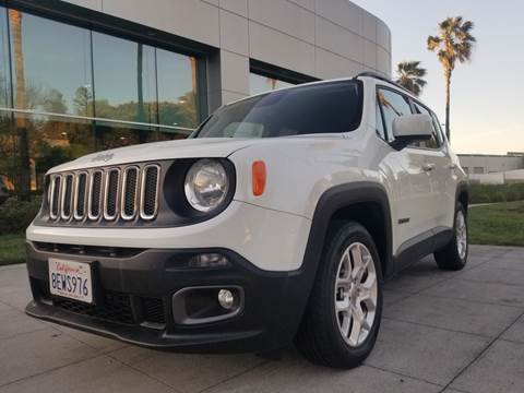 2018 Jeep Renegade for sale in San Jose, CA
