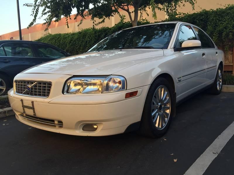 2004 Volvo S80 4dr T6 Premier Turbo Sedan In San Jose Ca