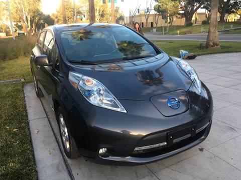 2013 Nissan LEAF for sale in San Jose, CA