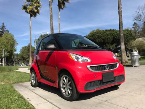 2014 Smart fortwo for sale in San Jose, CA