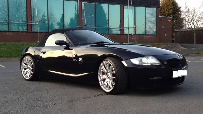 2008 Bmw Z4 3 0si 2dr Convertible In San Jose Ca Mcg