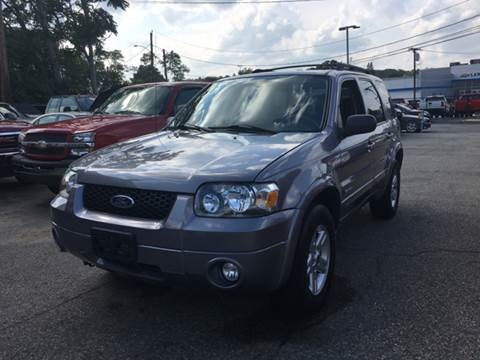 2007 Ford Escape Hybrid for sale in Woburn, MA
