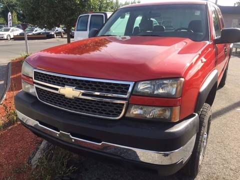 2005 Chevrolet Silverado 2500HD for sale in Woburn, MA