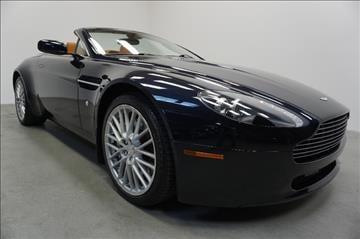 2009 Aston Martin V8 Vantage for sale in Paterson, NJ