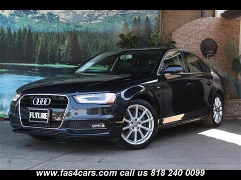 2016 Audi A4 for sale in Glendale, CA