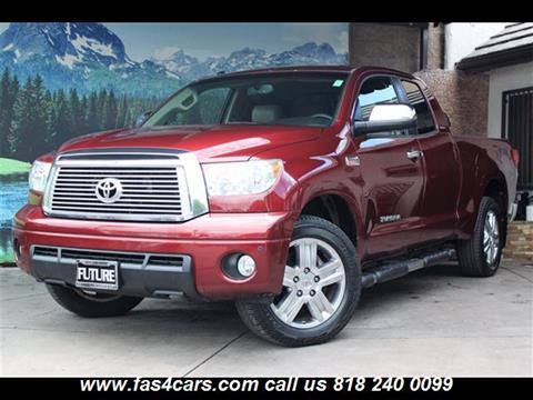 2010 Toyota Tundra for sale in Glendale, CA