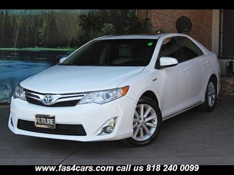 2012 Toyota Camry Hybrid for sale in Glendale, CA