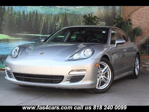 2012 Porsche Panamera for sale in Glendale, CA