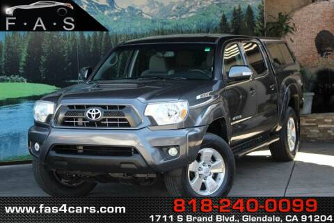 2012 Toyota Tacoma for sale in Glendale, CA