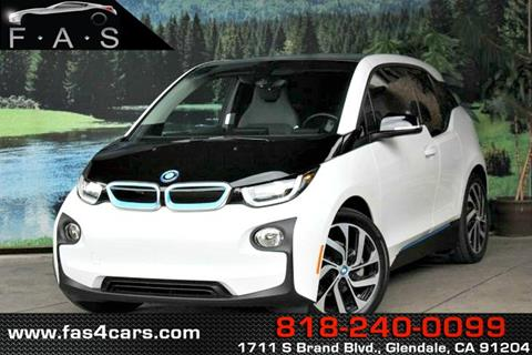 2017 BMW i3 for sale in Glendale, CA