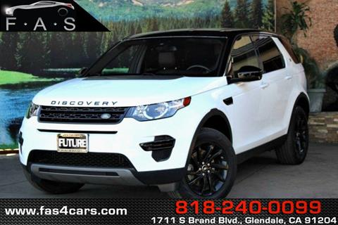2018 Land Rover Discovery Sport for sale in Glendale, CA