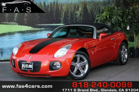 2008 Pontiac Solstice for sale in Glendale, CA