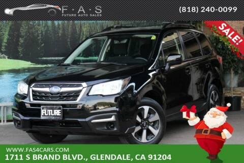 2017 Subaru Forester for sale in Glendale, CA