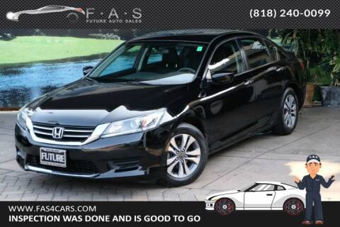 2014 Honda Accord for sale at Best Car Buy in Glendale CA