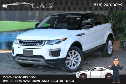 2017 Land Rover Range Rover Evoque for sale at Best Car Buy in Glendale CA