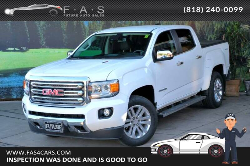 2016 GMC Canyon for sale at Best Car Buy in Glendale CA
