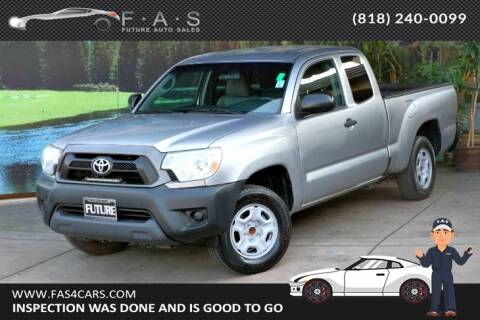 2014 Toyota Tacoma for sale at Best Car Buy in Glendale CA