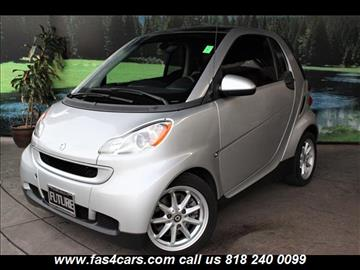 2008 Smart fortwo for sale in Glendale, CA