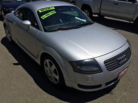 2002 Audi TT for sale in Albany, CA