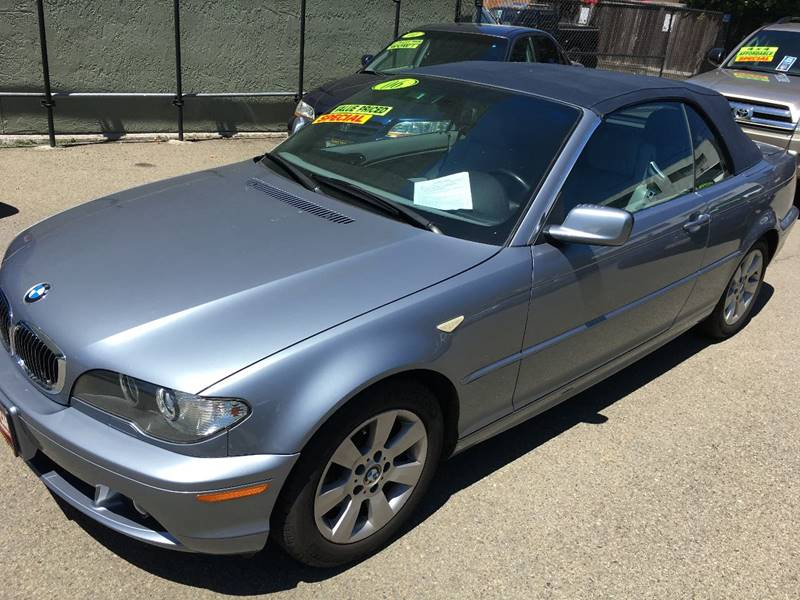 2006 BMW 3 Series 325Ci 2dr Convertible - Albany CA