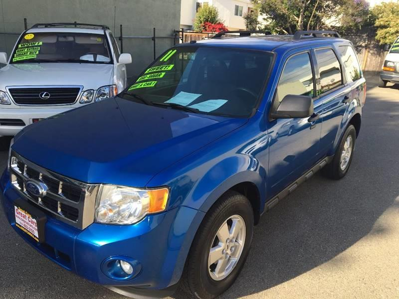 2011 Ford Escape XLT 4dr SUV - Albany CA