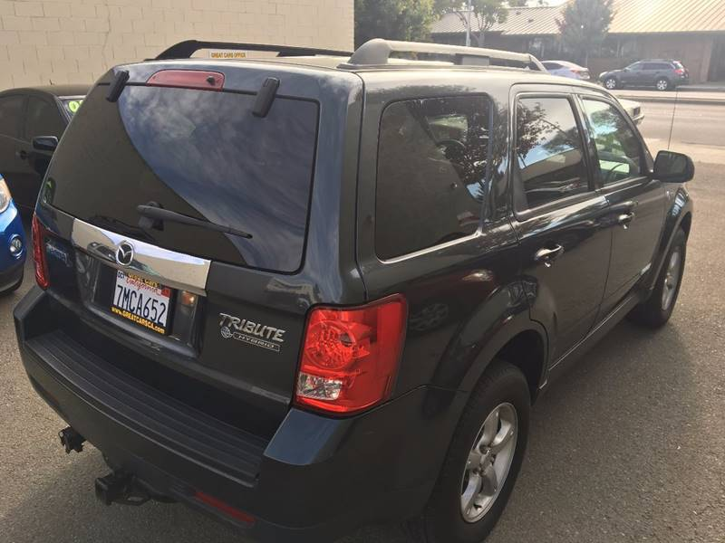 2008 Mazda Tribute Hybrid Grand Touring 4dr SUV - Albany CA