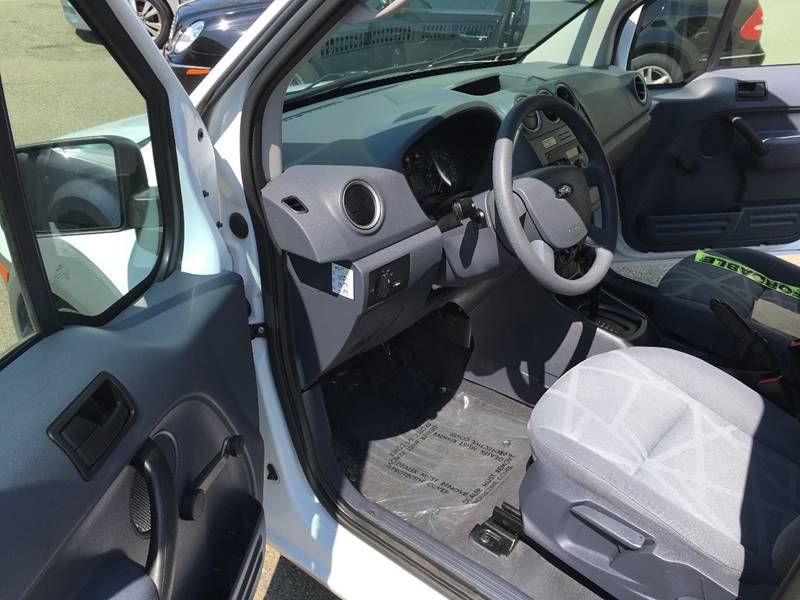 2010 Ford Transit Connect XL 4dr Cargo Mini-Van w/Side and Rear Glass - Albany CA