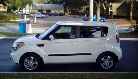 2011 Kia Soul for sale in Largo, FL