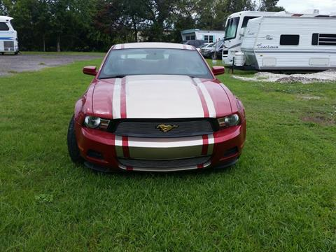 2010 Ford Mustang for sale in Largo, FL