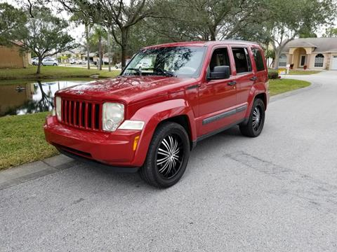 2009 Jeep Liberty for sale in Largo, FL