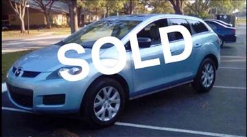 2007 Mazda CX-7 for sale in Largo, FL