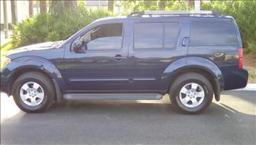 2007 Nissan Pathfinder for sale in Largo, FL