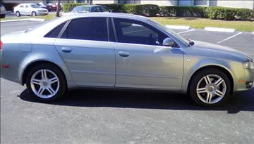 2007 Audi A4 for sale in Largo, FL