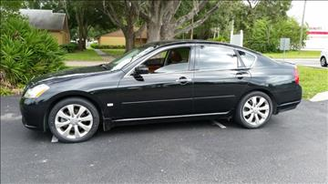 2007 Infiniti M35 for sale in Largo, FL