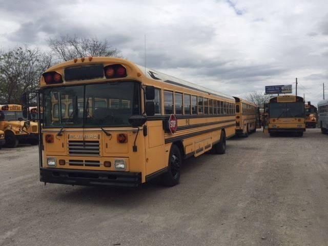 1999 Bluebird Tc 2000 Tc2000 In Cypress TX - Southwest Bus Sales Inc