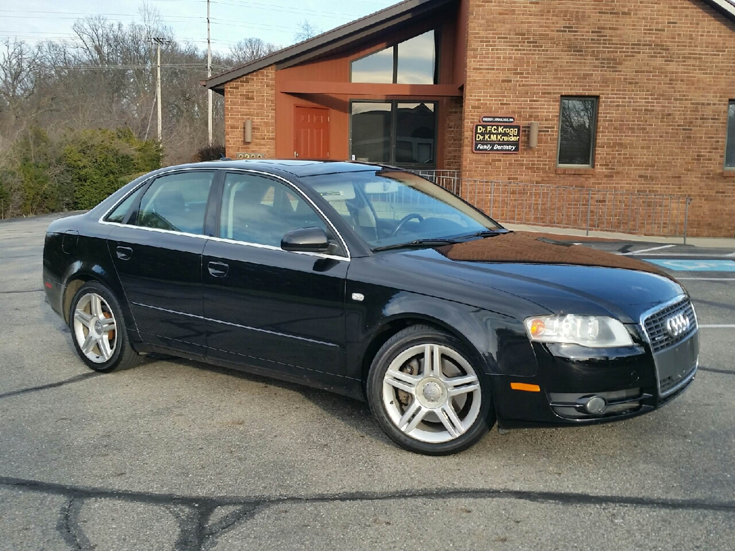 2007 Audi A4 for sale in Fletcher, OH
