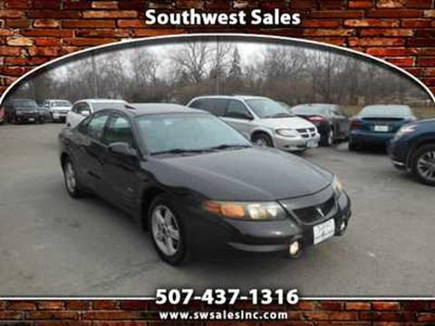 2002 Pontiac Bonneville for sale in Austin, MN