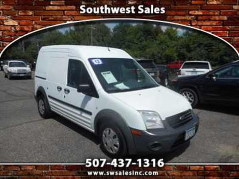2013 Ford Transit Connect for sale in Austin, MN