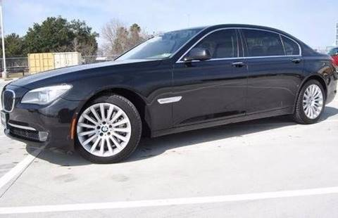 2009 BMW 7 Series For Sale  Carsforsalecom