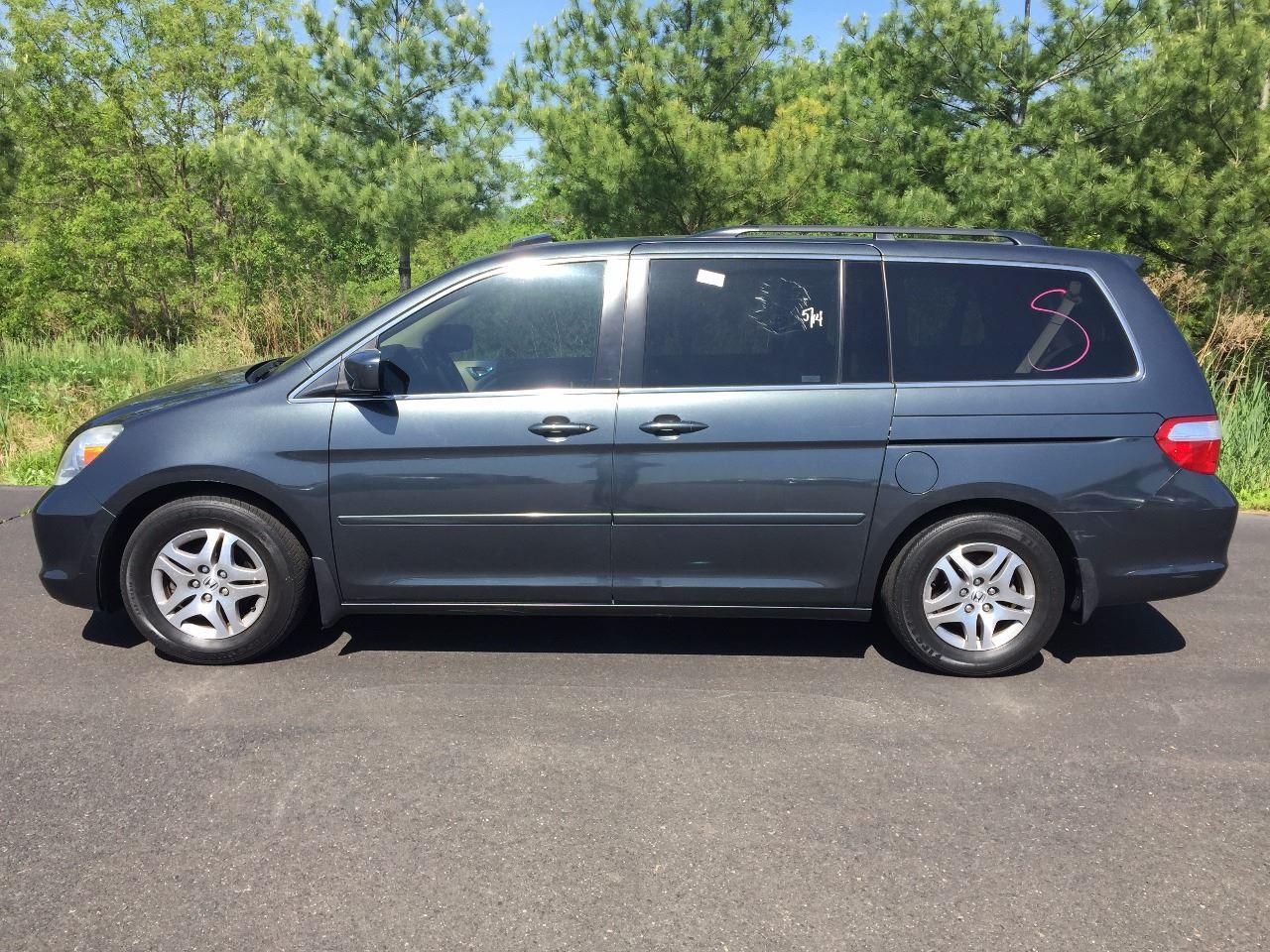 2005 Honda Odyssey EX L W/DVD W/Navi   Jamaica NY